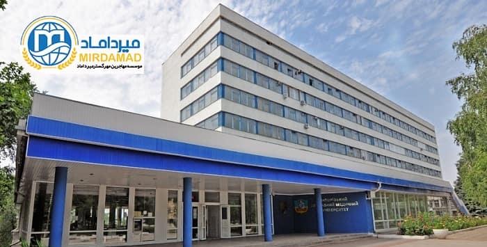 دانشگاه های پزشکی در اوکراین