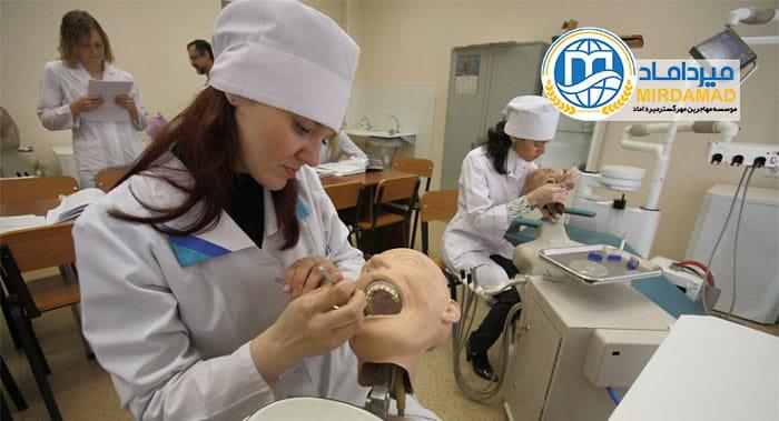 دوره های پزشکی و دندانپزشکی در دانمارک