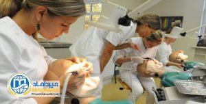 تحصیل پزشکی و دندانپزشکی در دانمارک