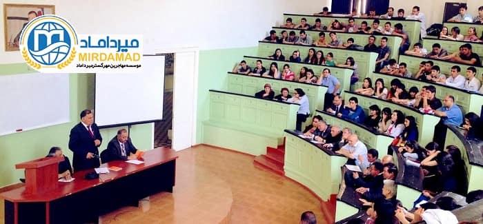 هزینه تحصیل در آذربایجان