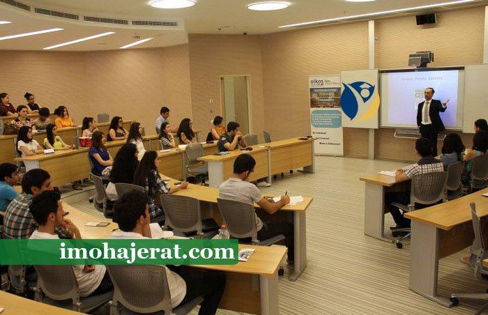 کارشناسی ارشد زبان آذربایجان