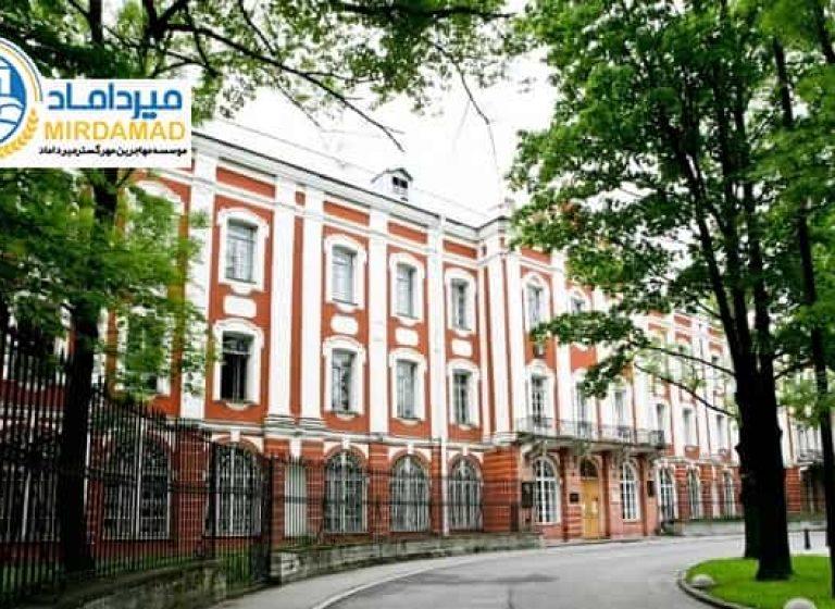 تحصیل پزشکی و دندانپزشکی در روسیه دانشگاه ملی سنت پترزبورگ