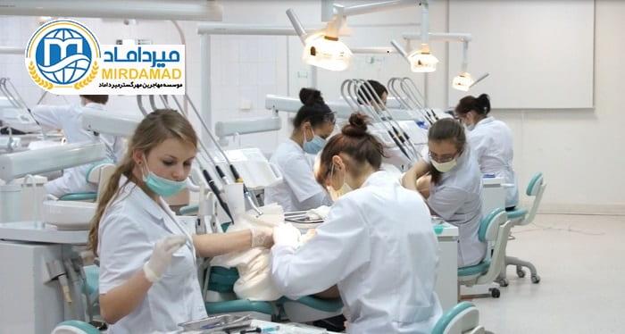 تحصیل پزشکی و دندانپزشکی در اسلوونی