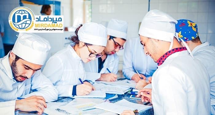 شرایط تحصیل پزشکی روسیه
