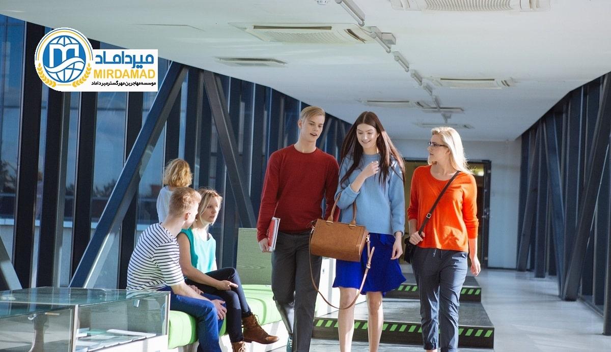 تحصیل لیسانس در استونی