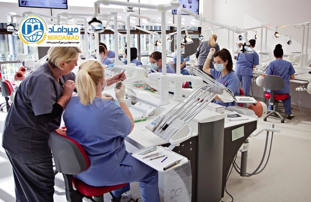 هزینه تحصیل رشته دندانپزشکی در باکو