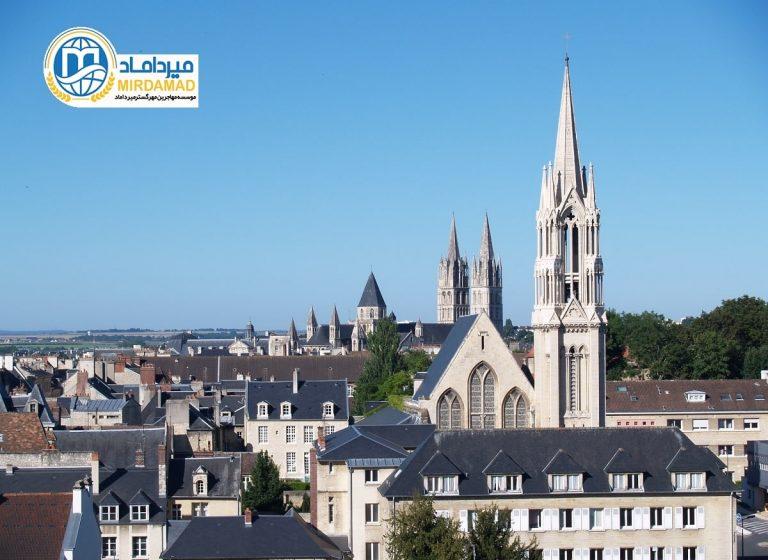 دانشگاه کان فرانسه