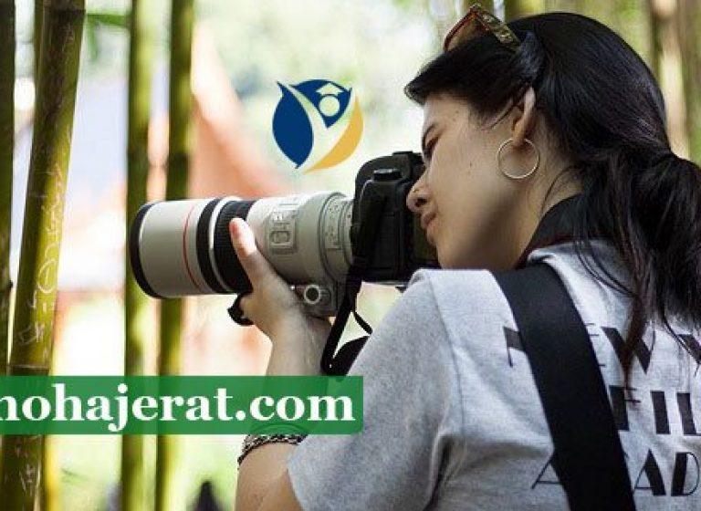 کارشناسی عکاسی در روسیه