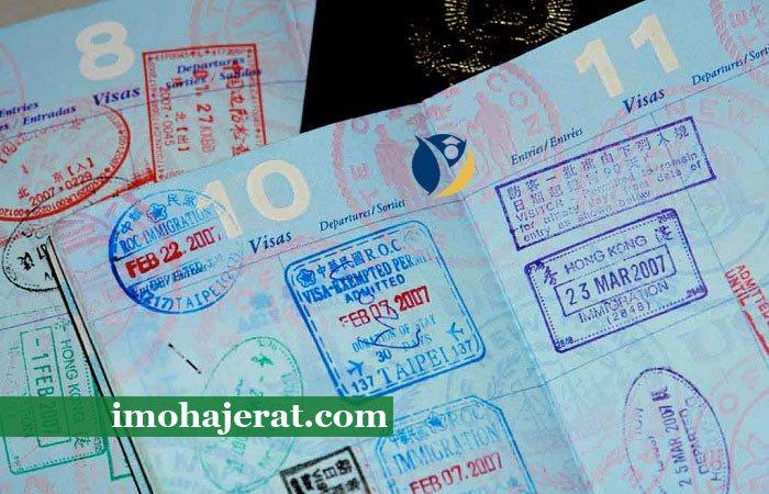 اخذ گذرنامه سوئیس