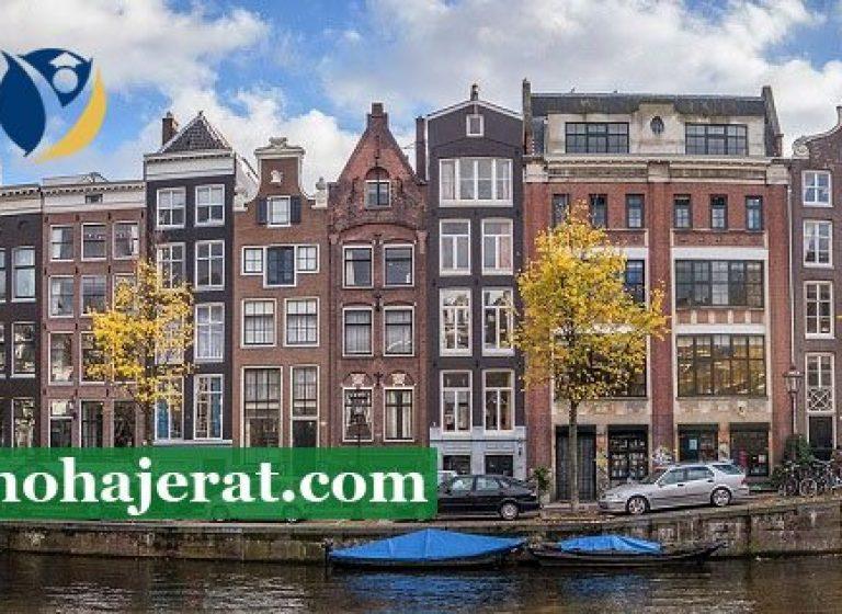 سرمایه گذاری در هلند