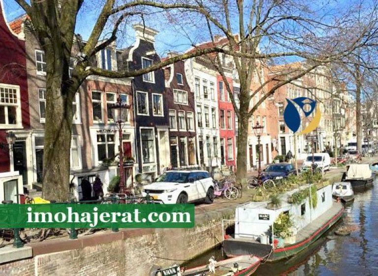ویزای سرمایه گذاری هلند