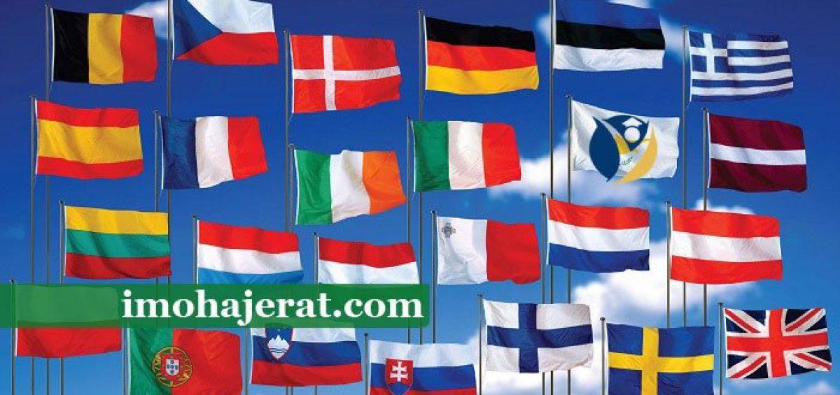 شهروندی اتحادیه اروپا
