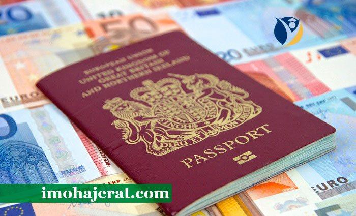 اخذ ویزای پرتغال
