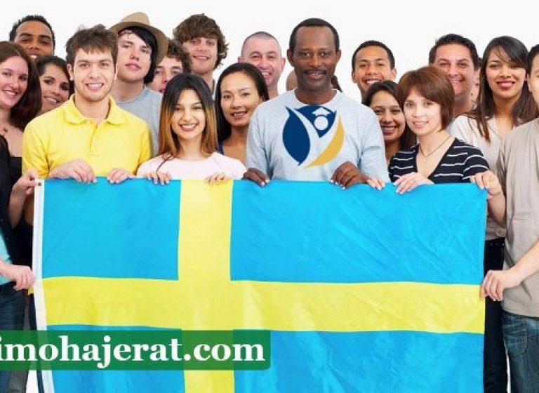 رشته ی حقوق در سوئد