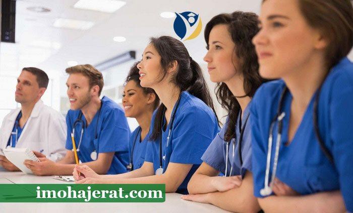 تحصیل پزشکی به زبان انگلیسی در ایرلند