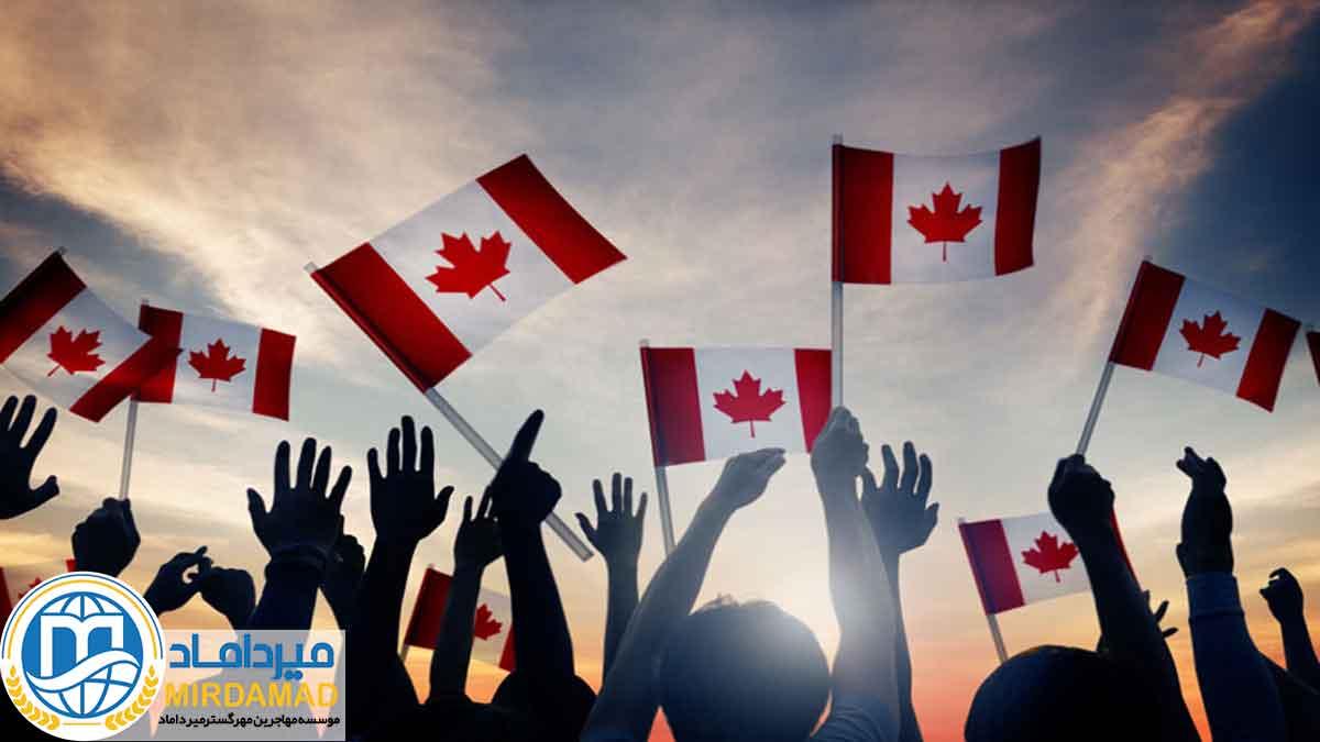 وضعیت اقامت و تابعیت پس از تحصیل در کانادا