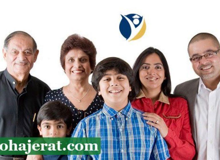 ویزای سوپر برای والدین