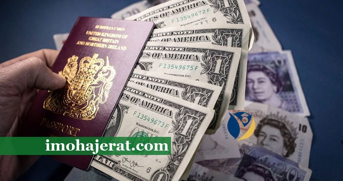 شهروندی سوئد با سرمایه گذاری