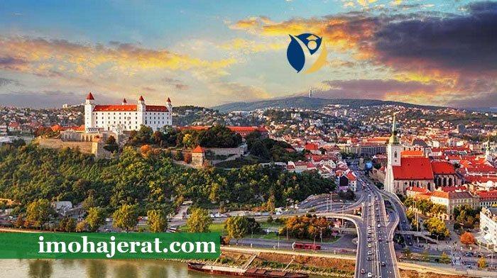 زندگی در شهرهای اسلواکی