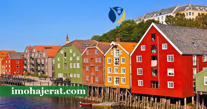 املاک در نروژ