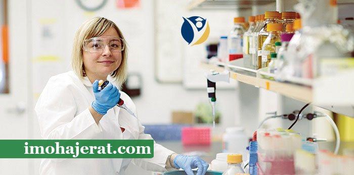 پذیرش مهندسی شیمی در مجارستان
