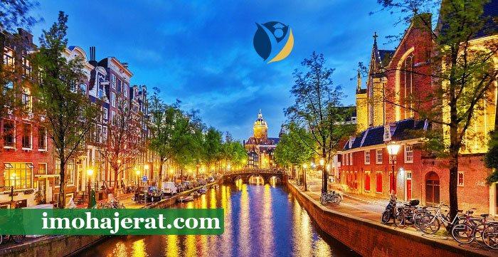 اقامت در هلند