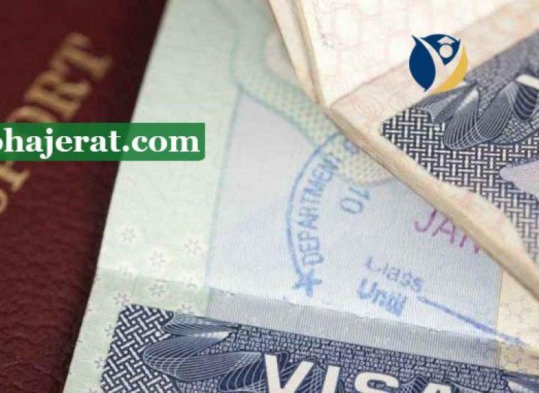 تفاوت ویزا و گرین کارت آمریکا