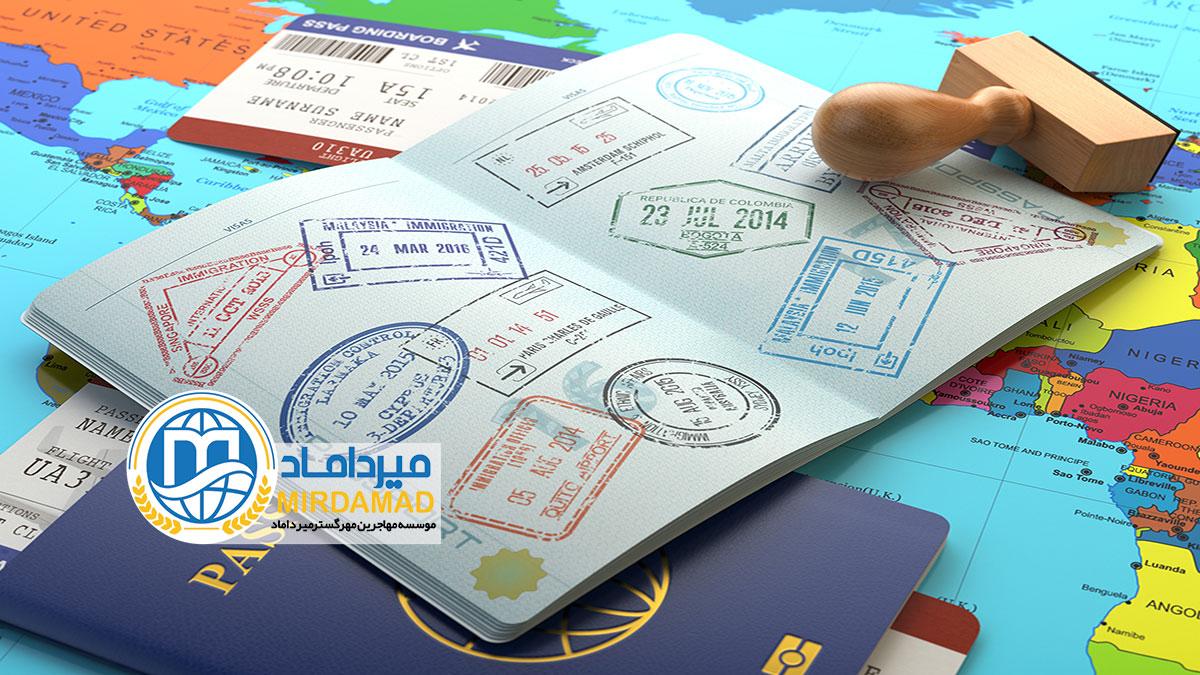 مدارک مورد نیاز برای دریافت ویزای هلند بدون مدرک زبان