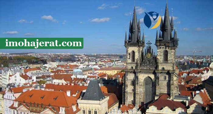 تاریخچه جمهوری چک