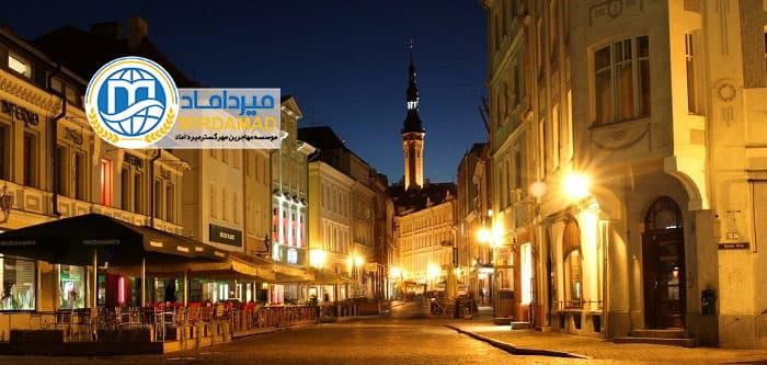 مهاجرت به استونی از طریق سرمایه گذاری