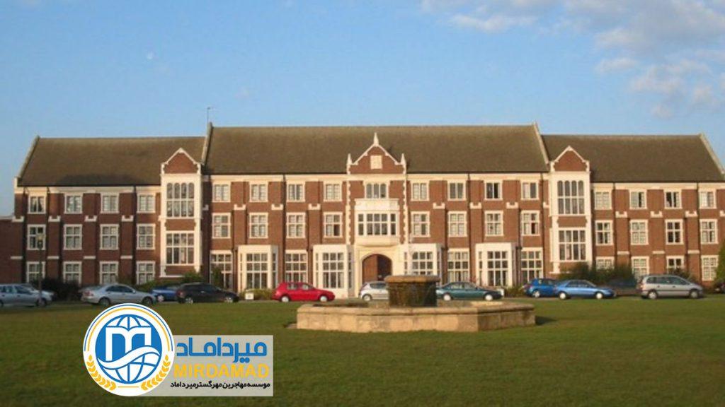 دانشگاه لافبورو انگلستان