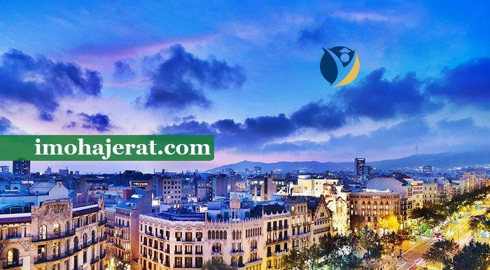 بهترین شهر اسپانیا برای زندگی