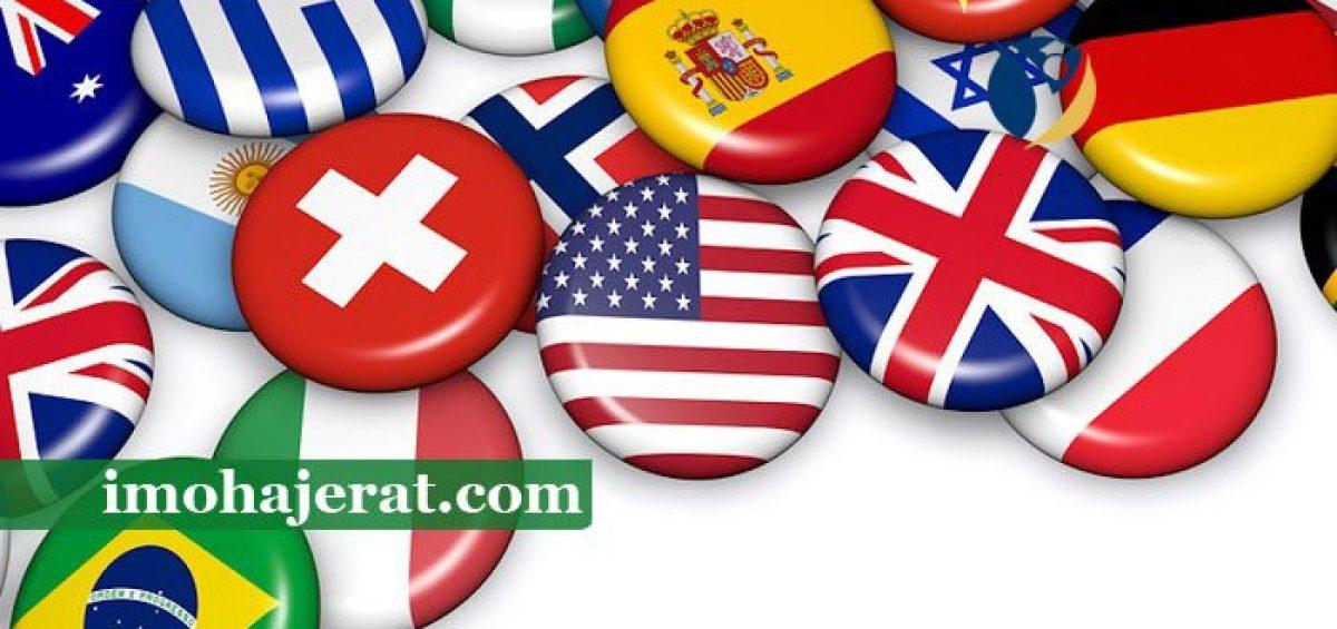 بهترین کشور برای مهاجرت از طریق سرمایه گذاری