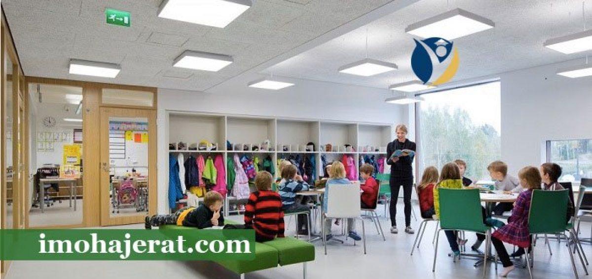 آموزش ابتدایی در فنلاند