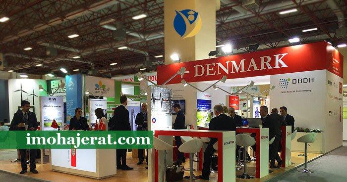 تجارت بین الملل در دانمارک