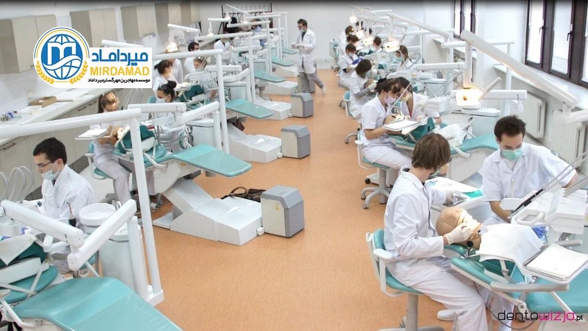 تحصیل پزشکی و دندانپزشکی در فنلاند