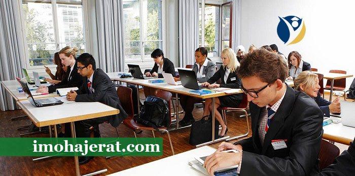 ساختار آموزشی کشور سوئیس