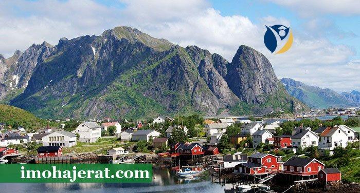 خاطرات زندگی در نروژ