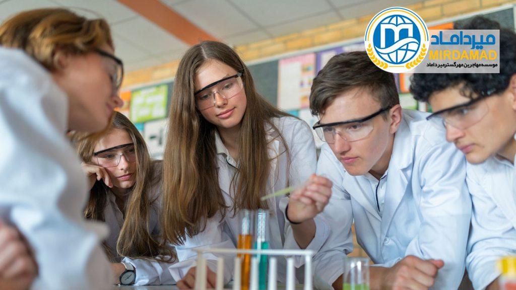 تحصیل رشته شیمی در اتریش