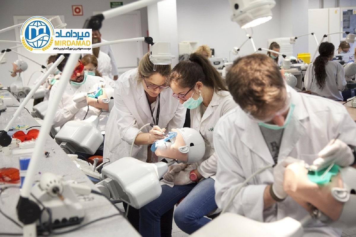 تحصیل دندانپزشکی در بلغارستان