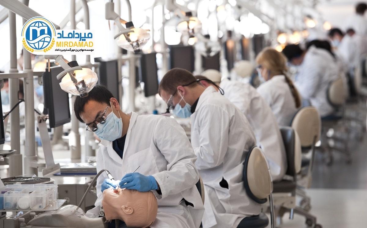 آموزش پزشکی و دندانپزشکی در ایرلند