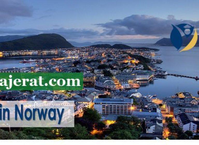 دوره زبان انگلیسی در نروژ