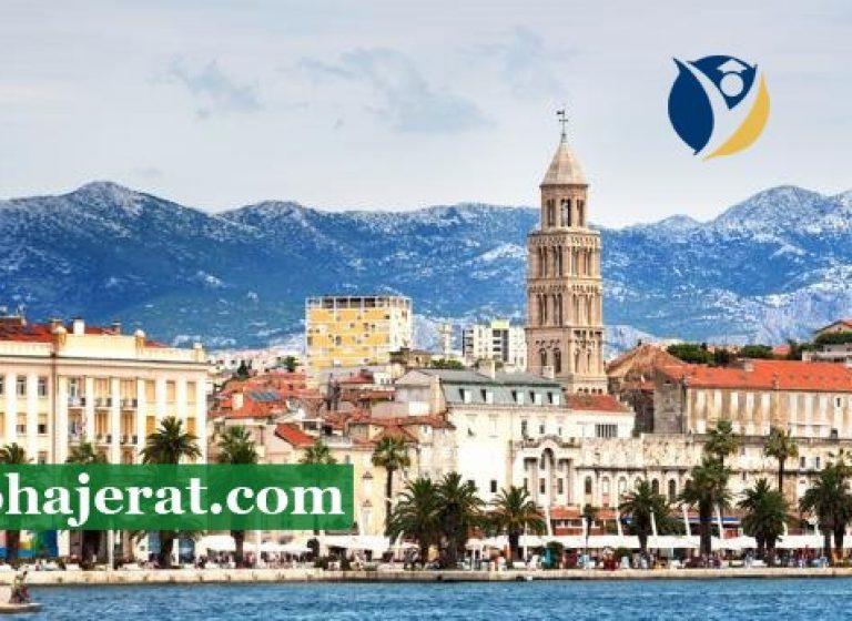 مهاجرت به کرواسی