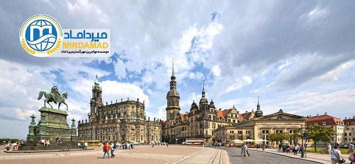 شهر صنعتی درسدن در آلمان
