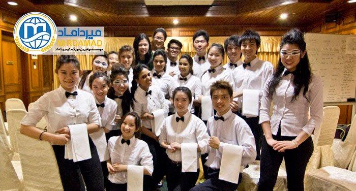 تحصیل رشته مهمانداری در مالزی