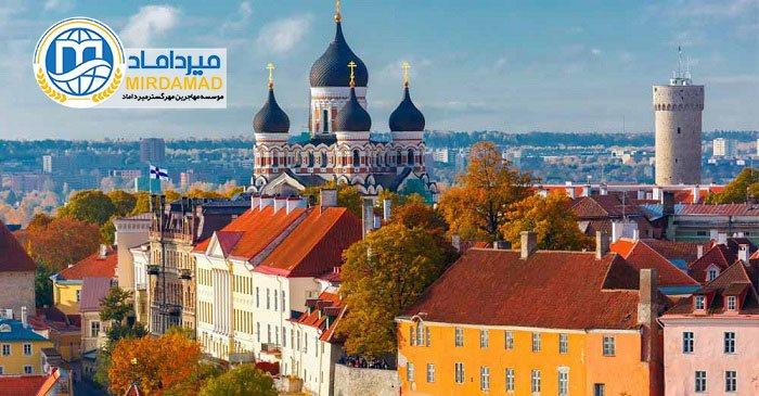 اقامت استونی