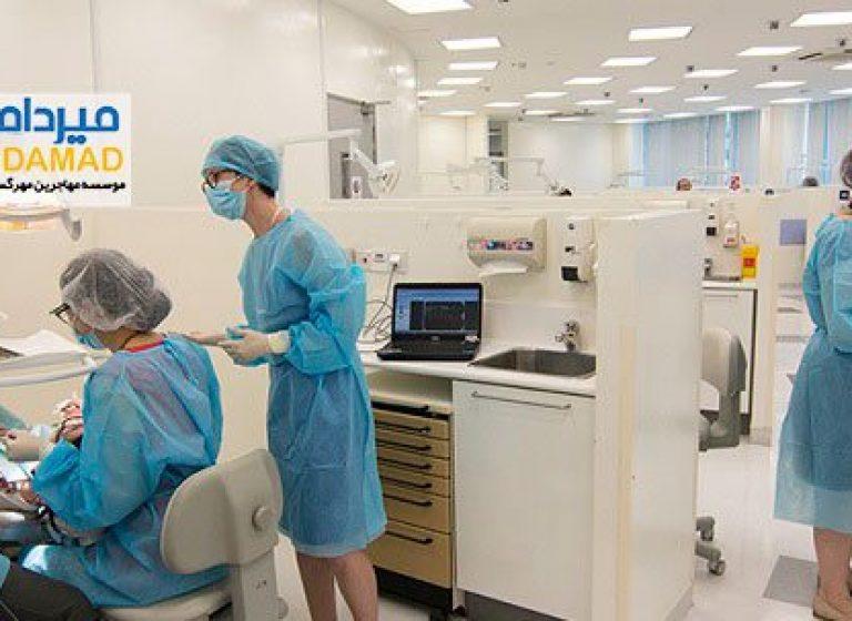 تحصیل دندانپزشکی در سنگاپور