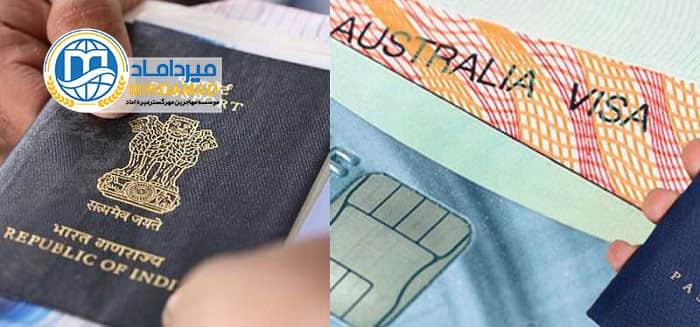 شرایط اخذ ویزای کاری استرالیا