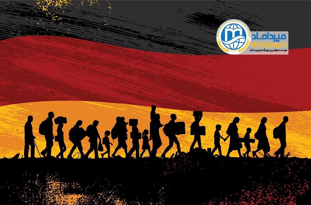 روش ها و راه های مهاجرت به آلمان