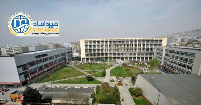 لیست رشته های دانشگاه اژه ترکیه